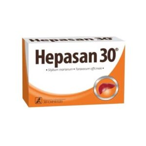 Hepasan, 30 kapsulas