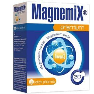 Magnemix Premium, 30 kapsulas
