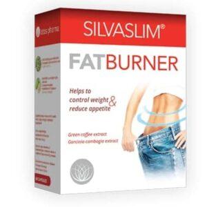 SilvaSlim Fat Burner, 60 kapsulas