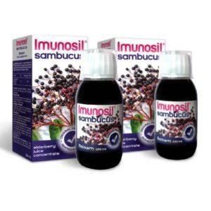 2x Imunosil Sambucus balzams, 100ml