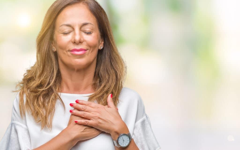 Sievietes sirds veselība