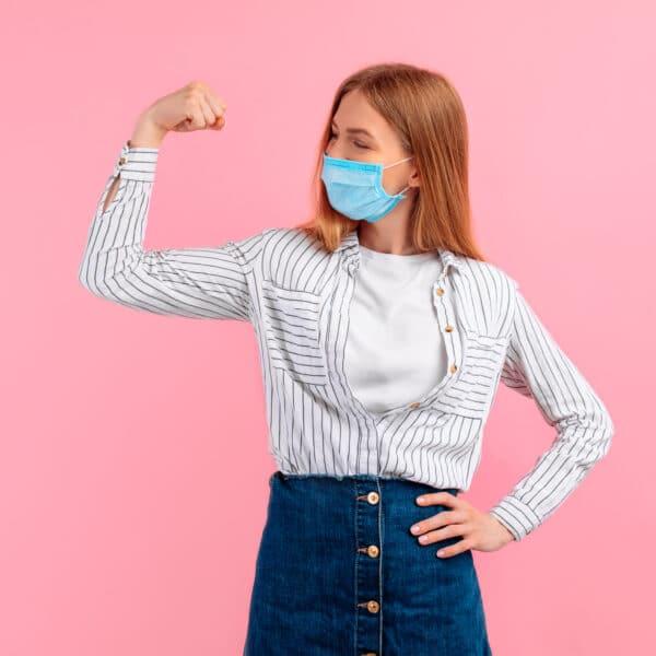 5 padomi stiprai imunitātei