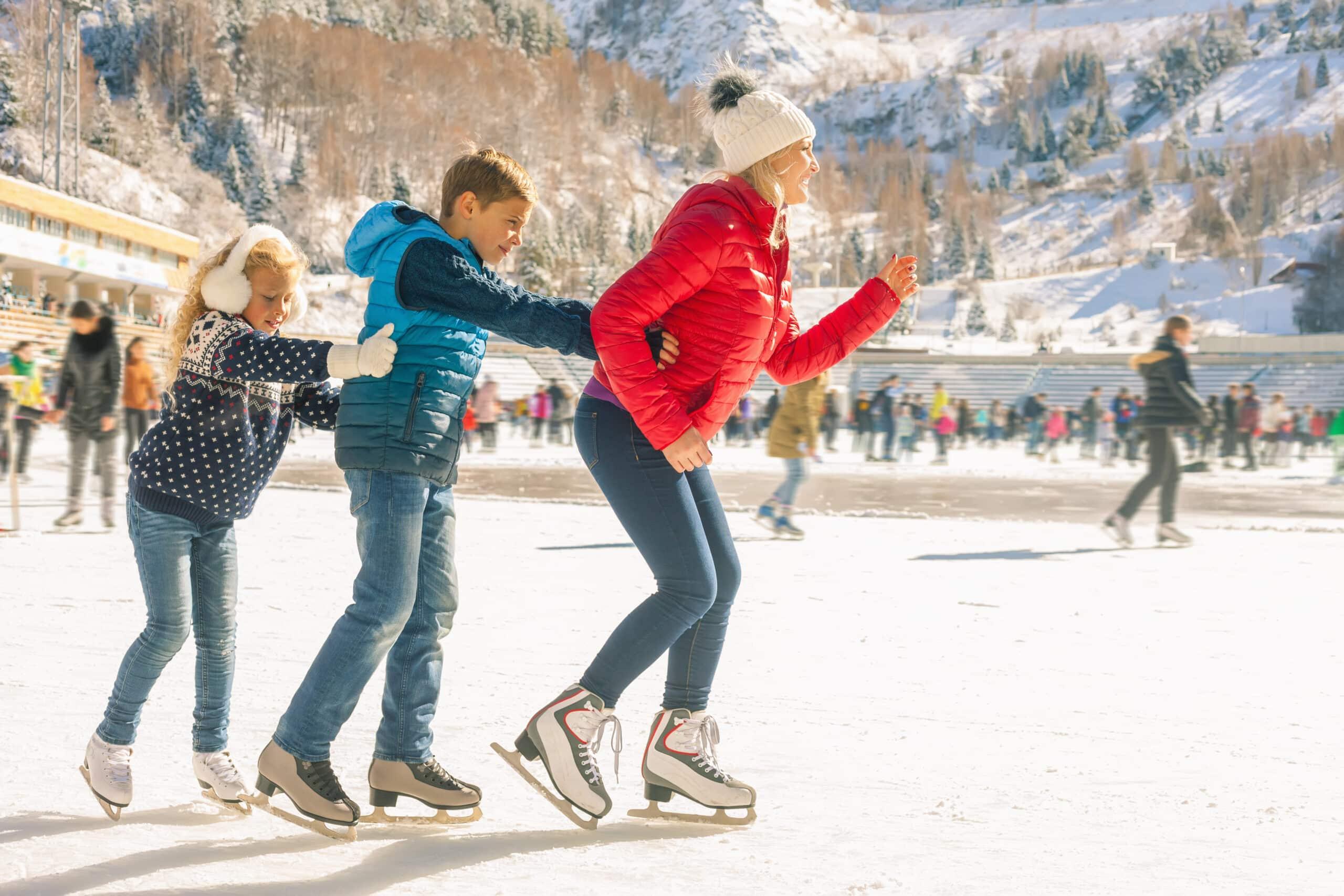 Ieteikumi sportošanai ziemā. Ko atcerēties.