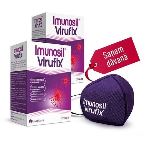 Imunosil Virufix imunitātei