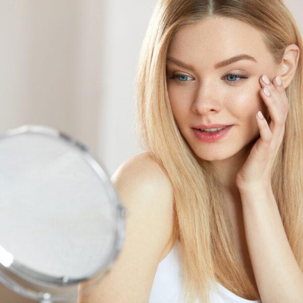 Āda aknu veselības spogulis