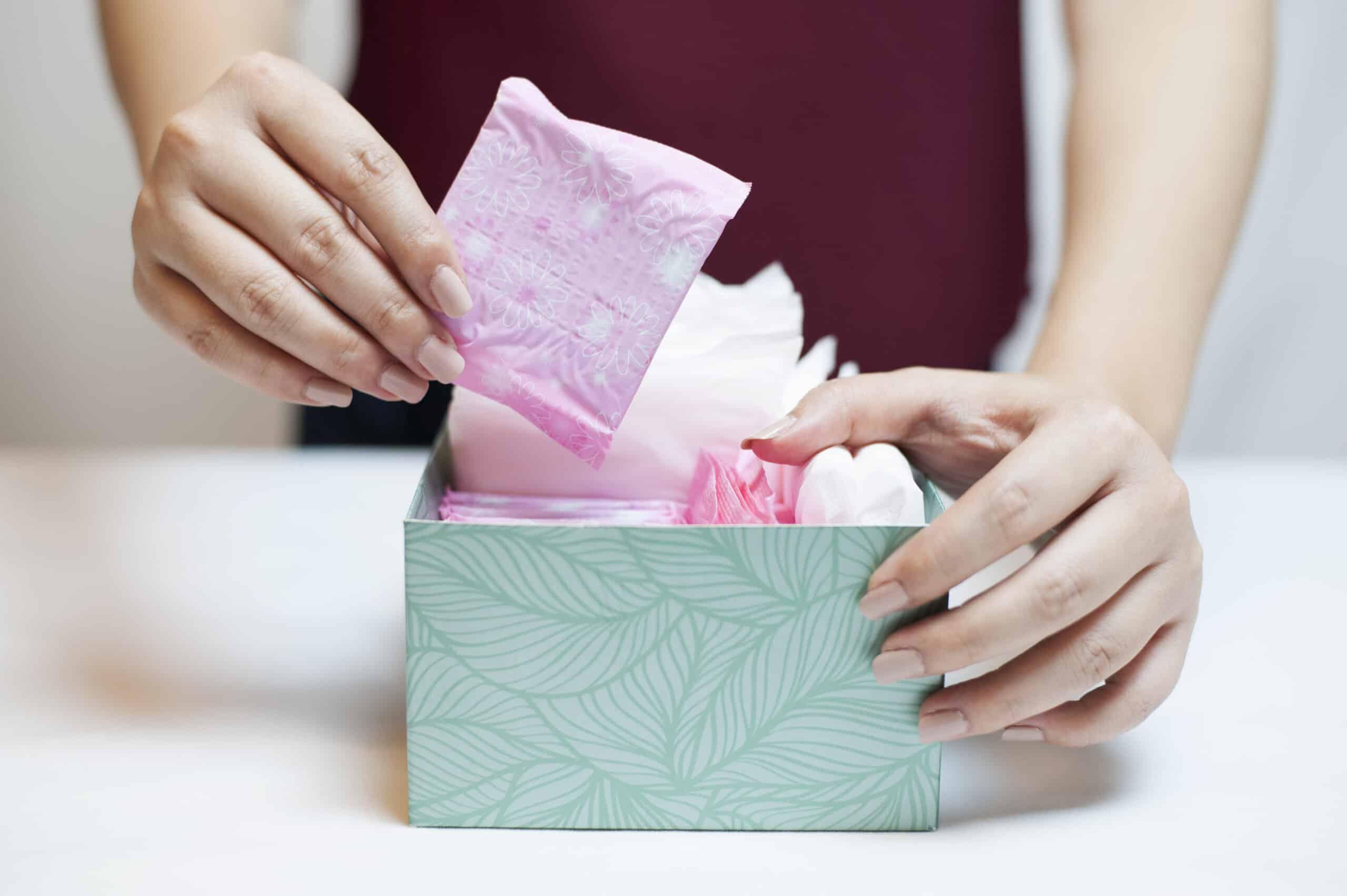 Kad gaidāmas pirmās menstruācijas meitenēm