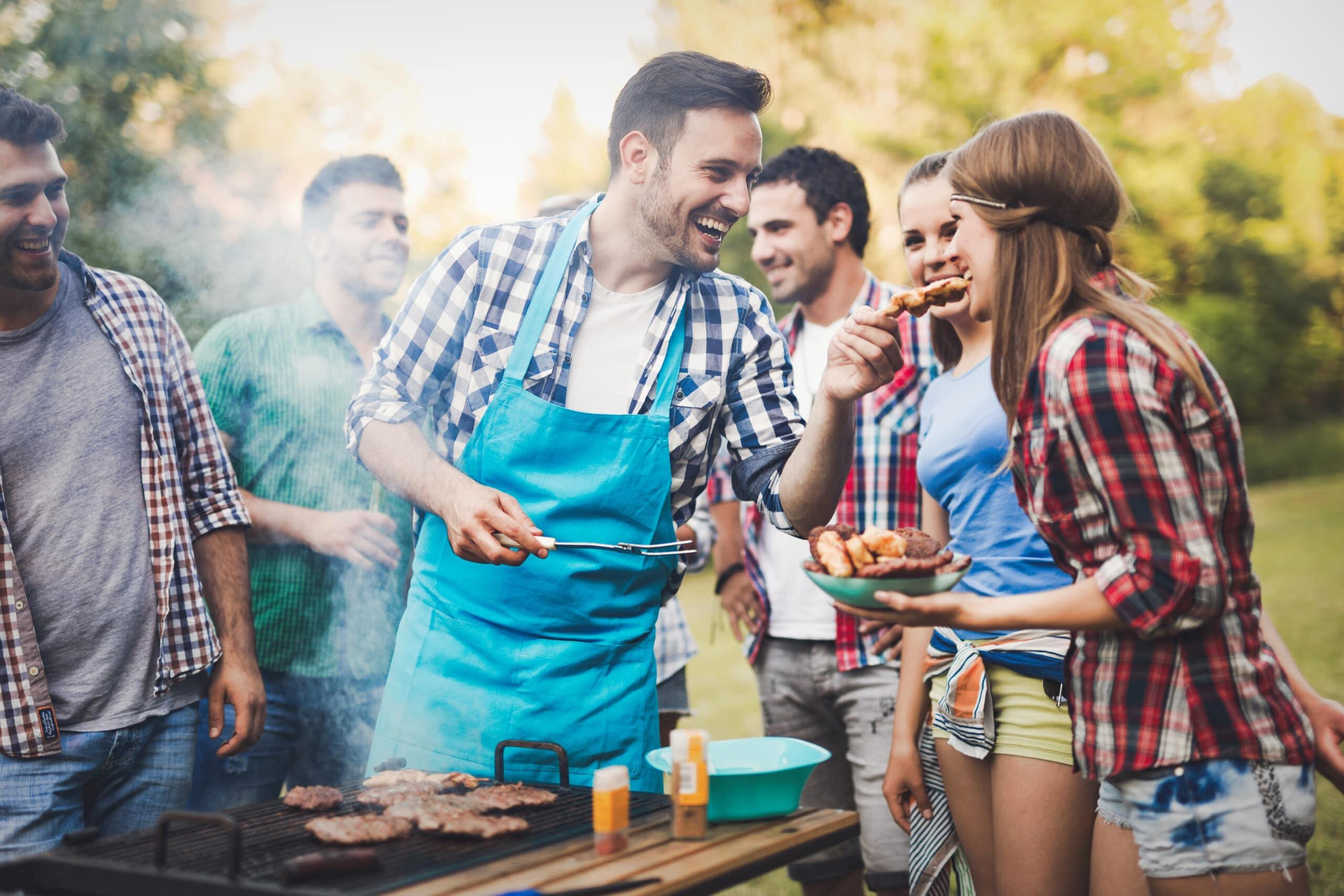 Vai grilēti ēdieni ir veselīgi? Kā nekaitēt savām aknām?